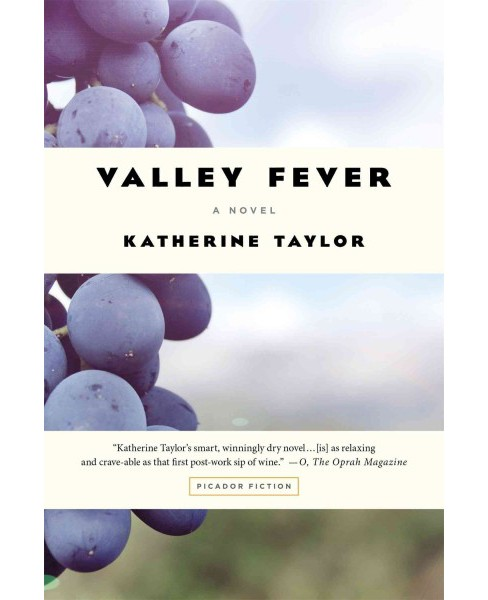 Valley Fever (Reprint) (Paperback) (Katherine Taylor) - image 1 of 1
