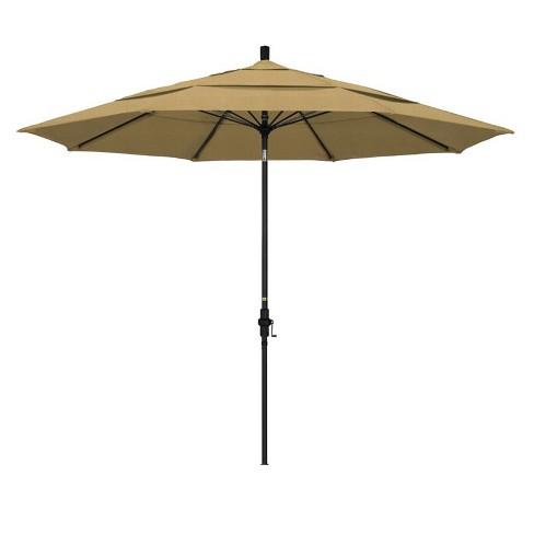 11' Patio Umbrella in Champagne - California Umbrella - image 1 of 2