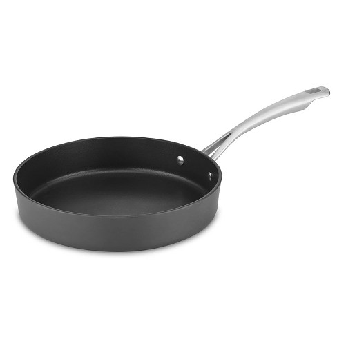 Cuisinart 62I22-24 Conical 10-Inch Induction Nonstick Aluminum Frying Pan Skillet with Even Heat Distribution, Black - image 1 of 1