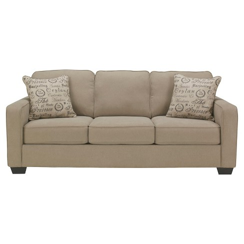 Vintage Casual Queen Sofa Sleeper - Signature Design by Ashley