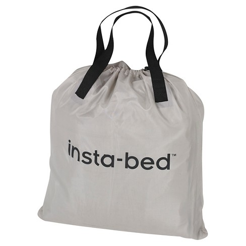 Insta Bed Air Mattress With Remote   Double High Twin (Beige) : Target