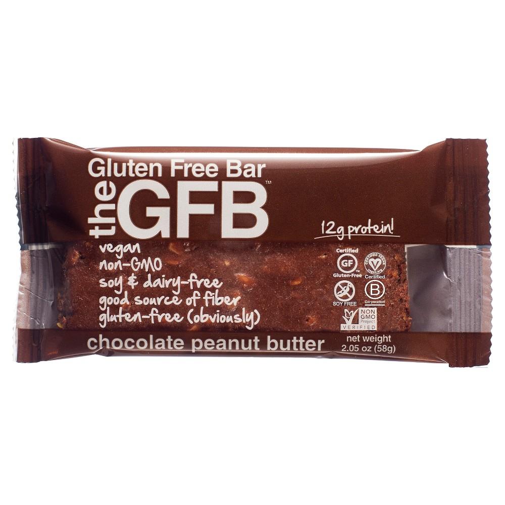 The Gfb Chocolate Peanut Butter Bar - 2.05oz