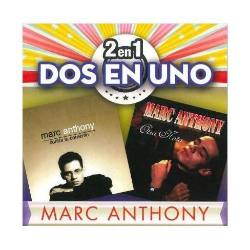 Marc Anthony - 2en1 (1/20) * (CD) - image 1 of 1