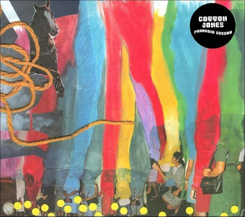 Cotton jones - Paranoid cocoon (CD) - image 1 of 1