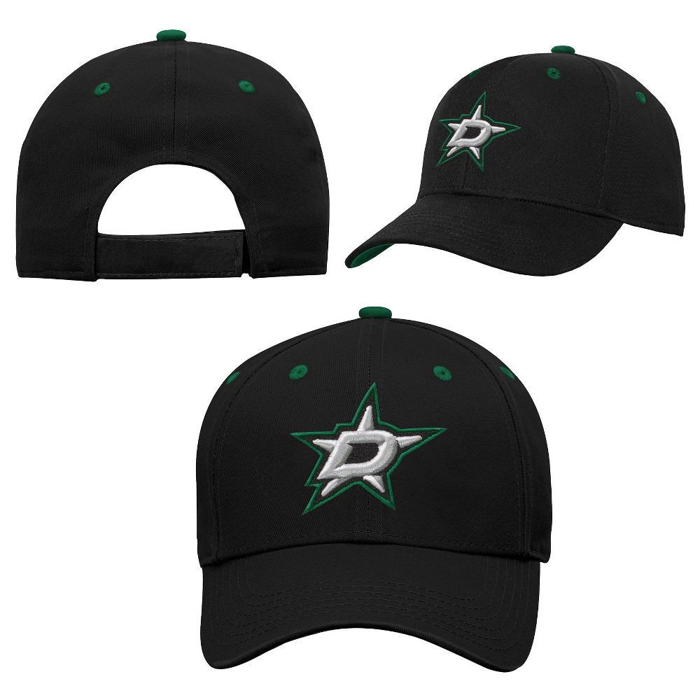NHL Youth Dallas Stars Core Hat, Boy's