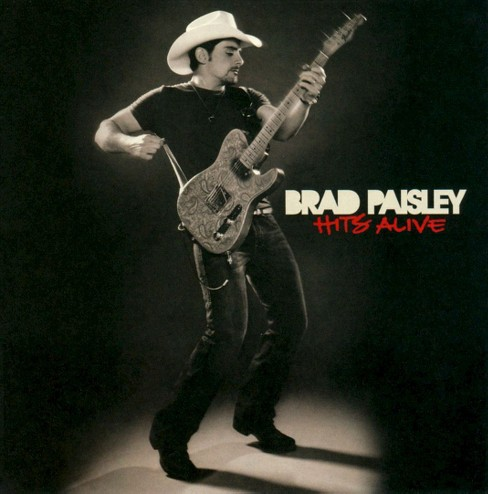 Brad Paisley - Hits Alive (CD) - image 1 of 1