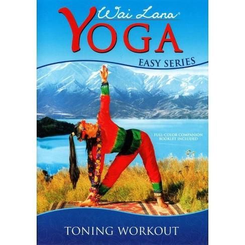 Wai Lana Yoga: Toning Workout (DVD) - image 1 of 1