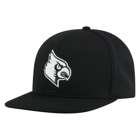f841d2e4139 Louisville Cardinals Baseball Hat Black   Target