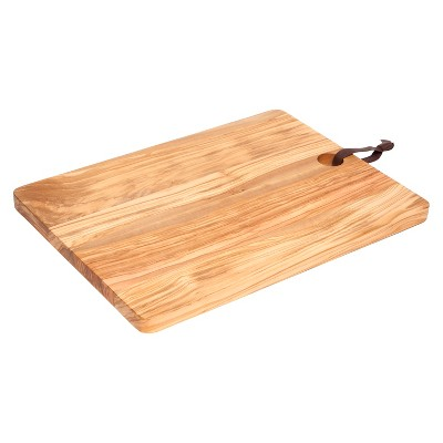 Large Olive Wood Cutting Board - Smith & Hawken™