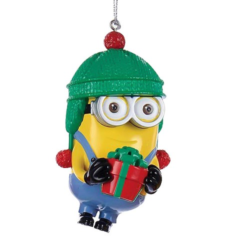 About this item - Minions Bob Christmas Ornament : Target