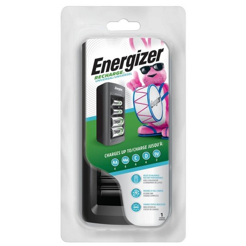 Energizer Recharge Universal Charger (CHFCV) - image 1 of 2