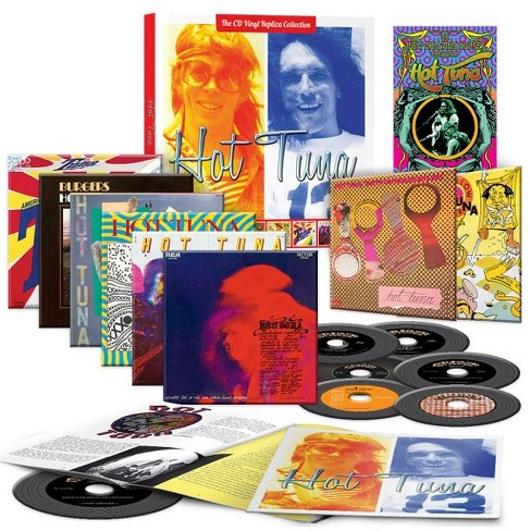 Hot tuna - Vinyl replica collection (CD) - image 1 of 1