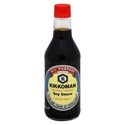 Sauces & Marinades: Kikkoman Soy Sauce