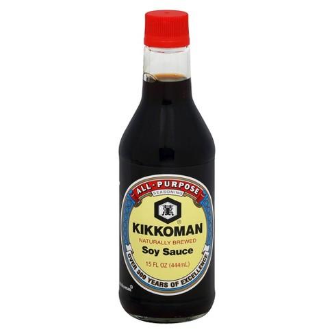 Kikkoman Soy Sauce 15 oz - image 1 of 1