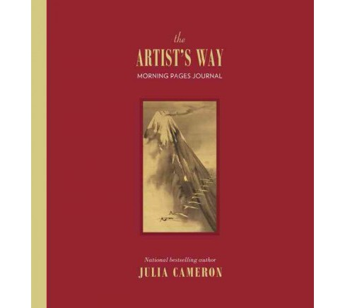 Artist's Way Morning Pages Journal (Reprint) (Hardcover) (Julia Cameron) - image 1 of 1