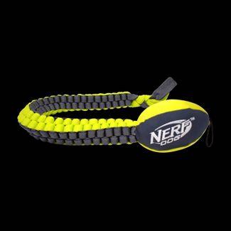 NERF Nerf Vortex Chain Tug Dog Toy - Gray