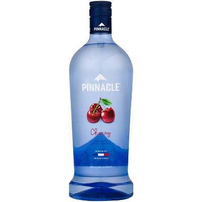 Pinnacle Cherry Flavored Vodka - 1.75L Bottle
