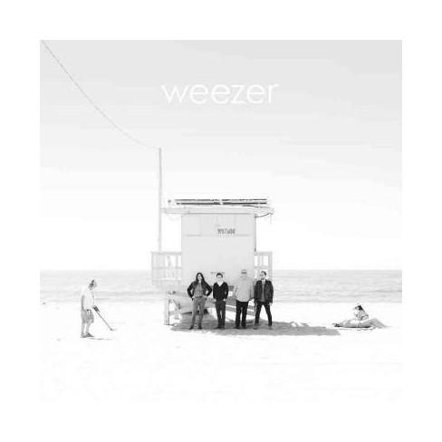 Weezer - Weezer (Vinyl) - image 1 of 1