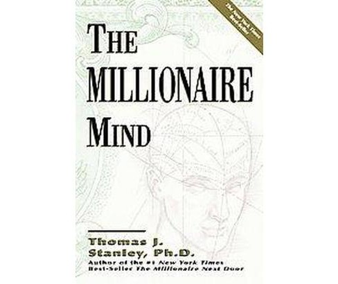 Millionaire Mind (Paperback) (Thomas J. Stanley) - image 1 of 1