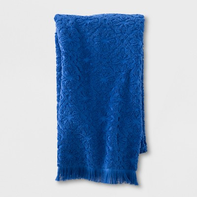 Perfectly Soft Accent Bath Towel Bright Capri Blue - Opalhouse™