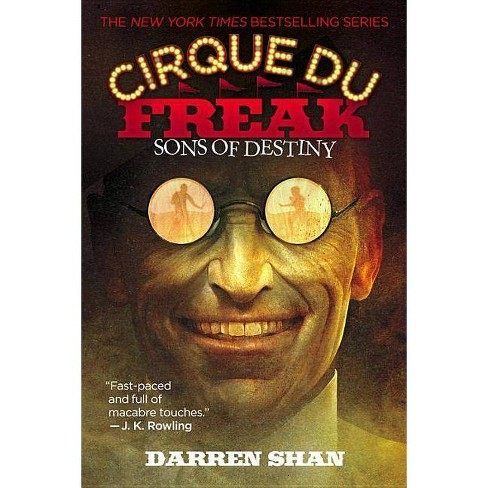 Cirque Du Freak #12: Sons of Destiny - (Cirque Du Freak: Saga of Darren Shan) by  Darren Shan - image 1 of 1