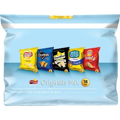 Frito-Lay Variety Pack Originals Mix - 18ct