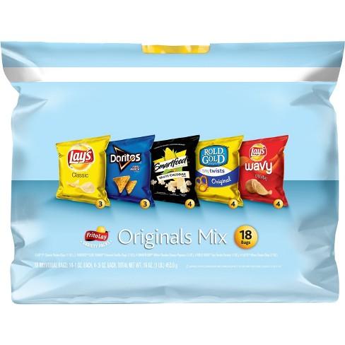 Frito-Lay Variety Pack Originals Mix - 18ct - image 1 of 4