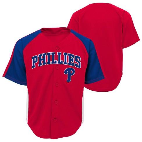 MLB Philadelphia Phillies Boys  Infant Toddler Team Jersey   Target 3b75a2a4a74