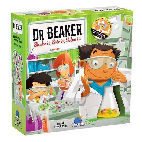 Dr Beaker - Science Speed Logic Board Game - image 1 of 3
