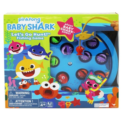 Pinkfong Baby Shark Let's Go Hunt! Fishing Game - image 1 of 4