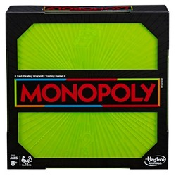 Monopoly Neon Pop Board Game