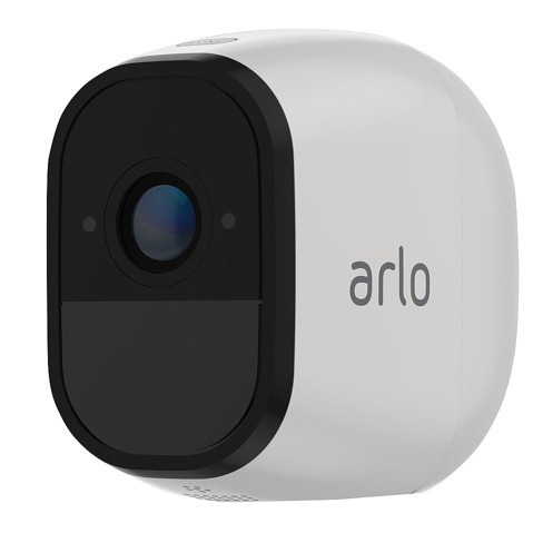 Arlo™ Pro Add-on Rechargeable Wire-Free HD Security Camera with Audio and Siren VMC4030-100NAS by Netgear - White - image 1 of 8