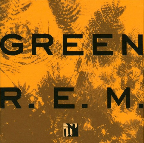 R.E.M. - Green (25th anniversary deluxe ed) (CD) - image 1 of 1