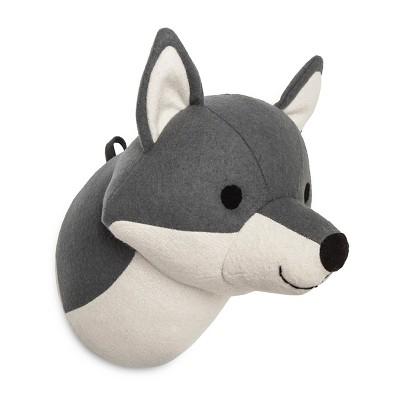 Wolf Head Wall Décor - Pillowfort™