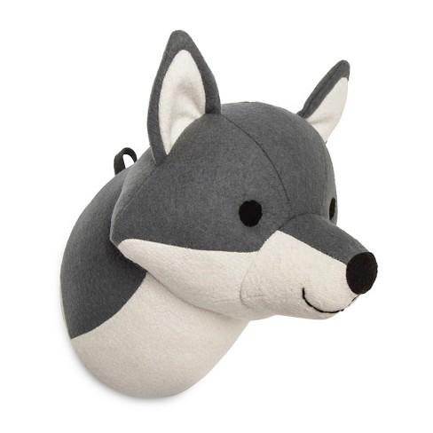 Wolf Head Wall D 233 Cor Pillowfort Target