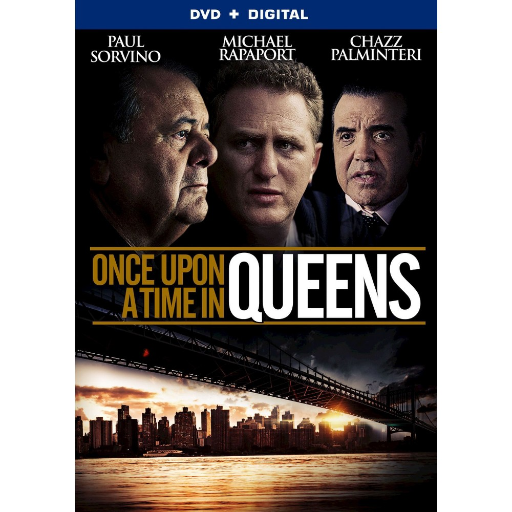 Once Upon A Time In Queens (Dvd)