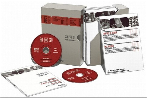 ESPN Films 30 for 30 Collection, Vol. 2 [6 Discs] - image 1 of 1