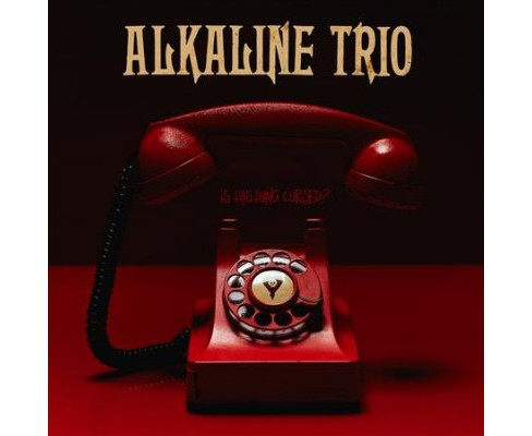 Alkaline Trio - Is This Thing Cursed (Vinyl) - image 1 of 1
