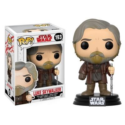 Funko POP! Star Wars: The Last Jedi - Luke Skywalker Mini Figure
