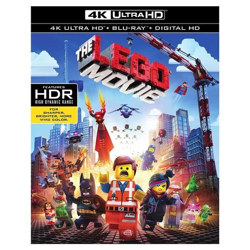The Lego Movie (4K UltraHD) - image 1 of 1