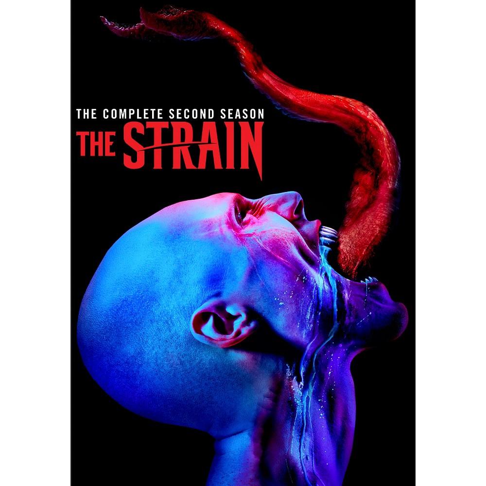 The Strain Season 2 Dvd