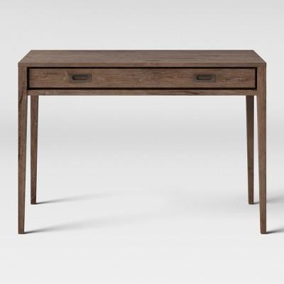 Millbury Rustic Wood Desk - Threshold™
