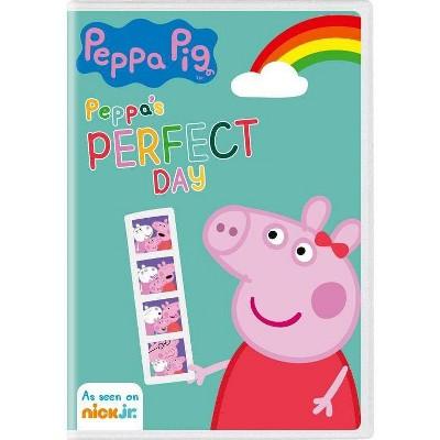 Peppa Pig: Peppa's Perfect Day (DVD)