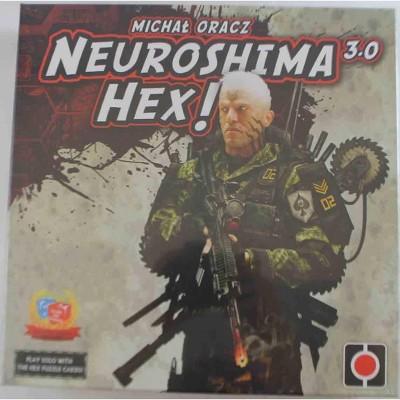 Neuroshima Hex! 3.0 (2nd Printing) Board Game