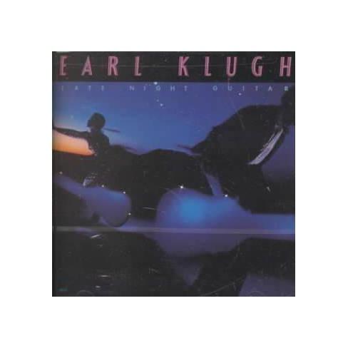 Earl Klugh - Late Night Guitar (CD) - image 1 of 1