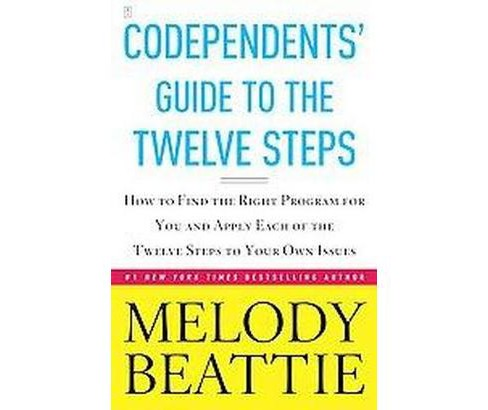 Codependents' Guide to the 12 Steps (Paperback) (Melody Beattie) - image 1 of 1