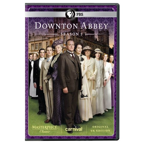 Downton Abbey S1 (DVD) - image 1 of 1