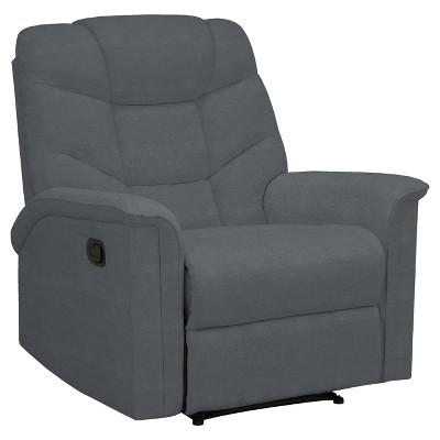 Wall Hugger Microfiber Recliner Chair -  ProLounger