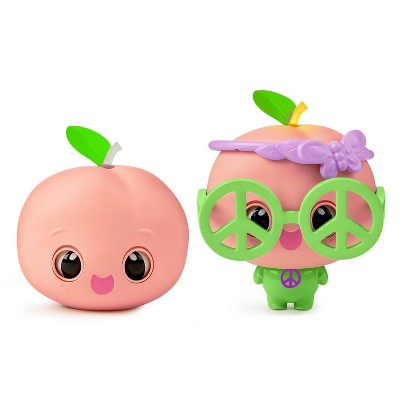 My Squishy Little Peach - Peace - By WowWee