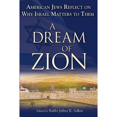 A Dream of Zion - (Paperback) - image 1 of 1